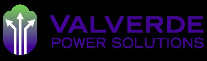 Valverde Power Solutions Logo